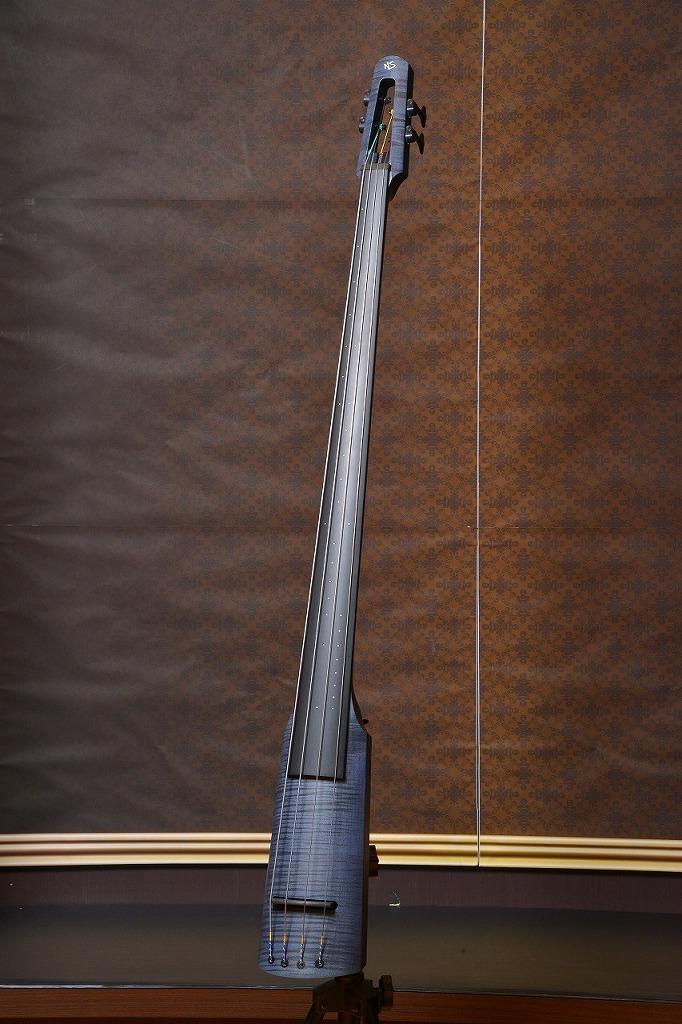 NS Design NXT4a D.Bass -Trans Black- 【NEW】【日本総本店ベースセンター在庫品】