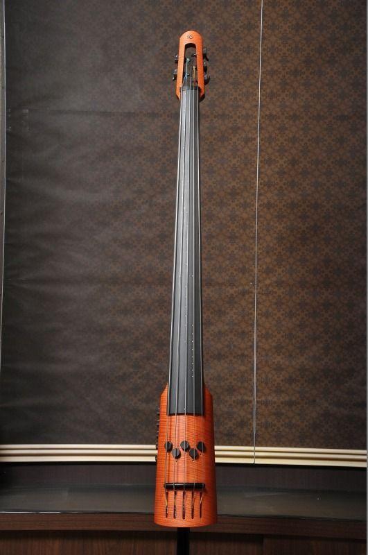 NS Design NS Design EU5 D.Bass -Amber- 【NEW】【日本総本店ベースセンター在庫品】