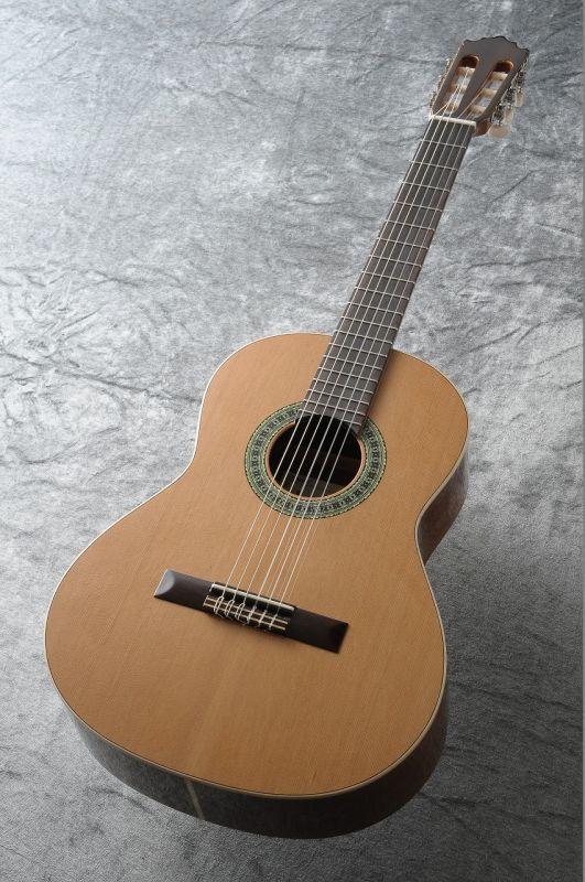 Paco Castillo / パコ・カスティージョ 201 3/4 杉・サペリ ショートスケールモデル 【新品】 【日本総本店クラシックギターフロア在庫品】