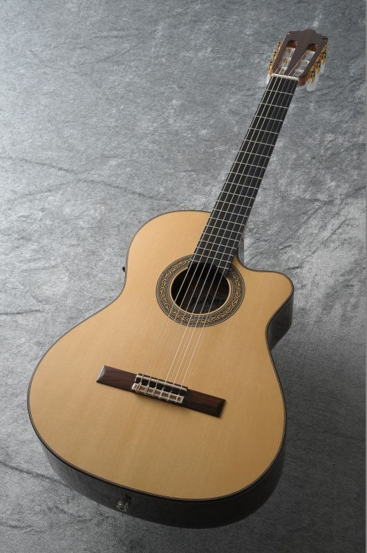 ホセ・ラミレス Jose Ramirez 4N-CWE 【新品】 【日本総本店クラシックギターフロア在庫品】