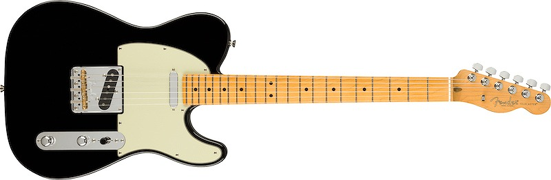 Fender American Professional II Telecaster Maple Fingerboard ~Black~ 【予約受付中】【池袋店】