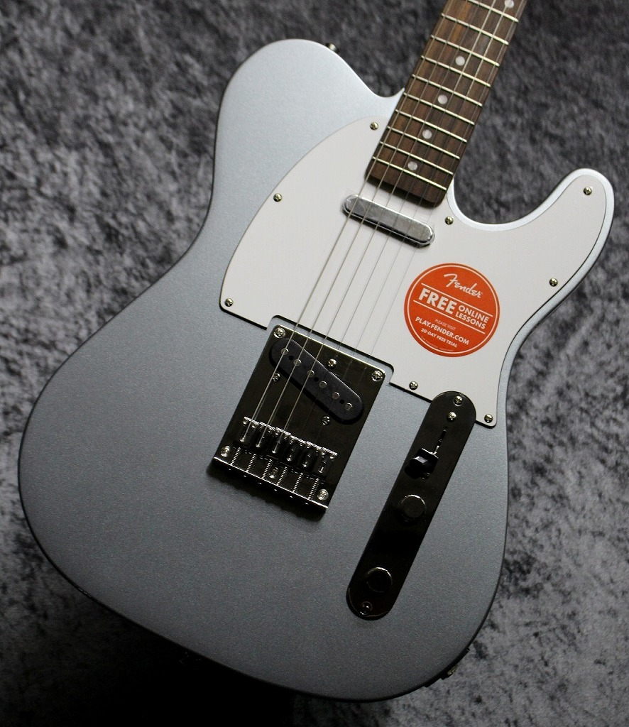 Squier by Fender Affinity Series Telecaster Slick Silver【初心者おすすめ】【池袋店在庫品】