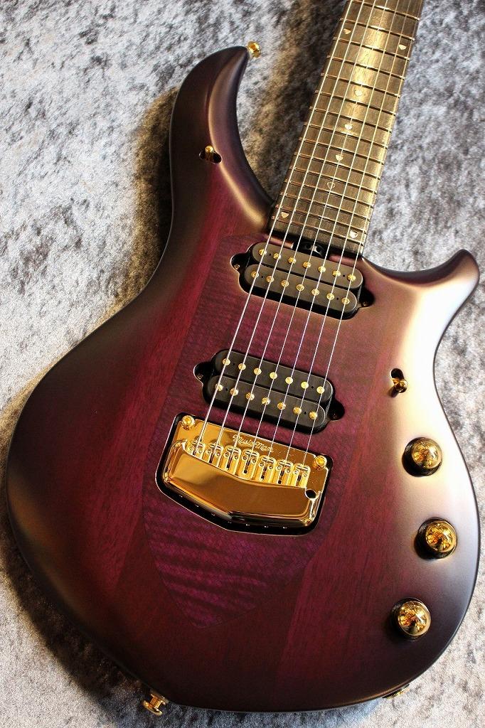 MUSIC MAN Artisan Majesty 7 Viola #M07465 【人気カラーのArtisan Majesty】【7弦仕様】【廃盤カラー】【池袋店在庫品】