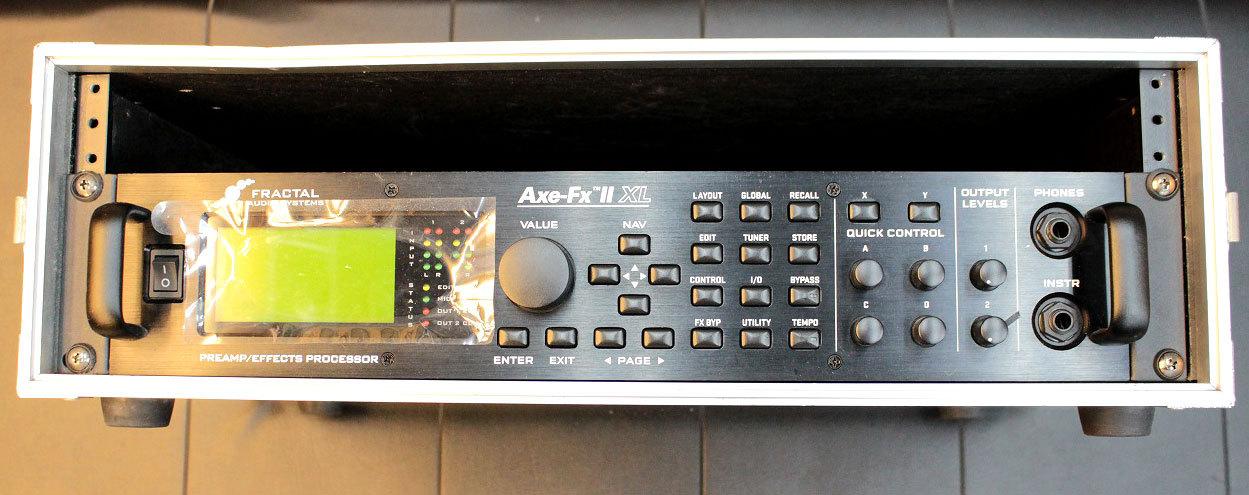 FRACTAL AUDIO SYSTEMS Axe - Fx XL 【USED】 【即納可能】【送料無料】【池袋店在庫品】