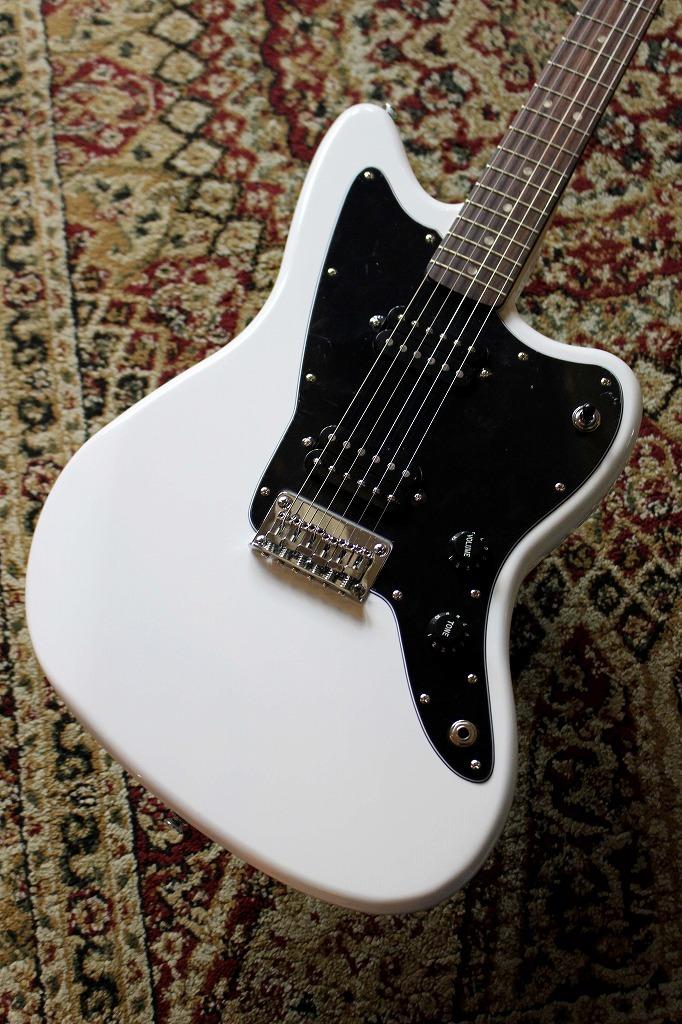 Squier by Fender Affinity Series Jazzmaster HH Arctic White【池袋店在庫品】