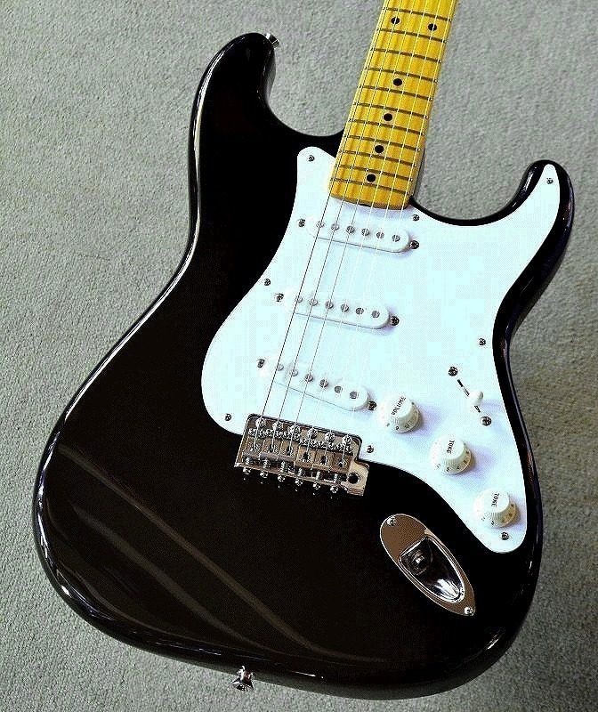 Fender 【アーニーボール弦プレゼント】Made in Japan Traditional 50s Stratocaster / Black【池袋店在庫品】