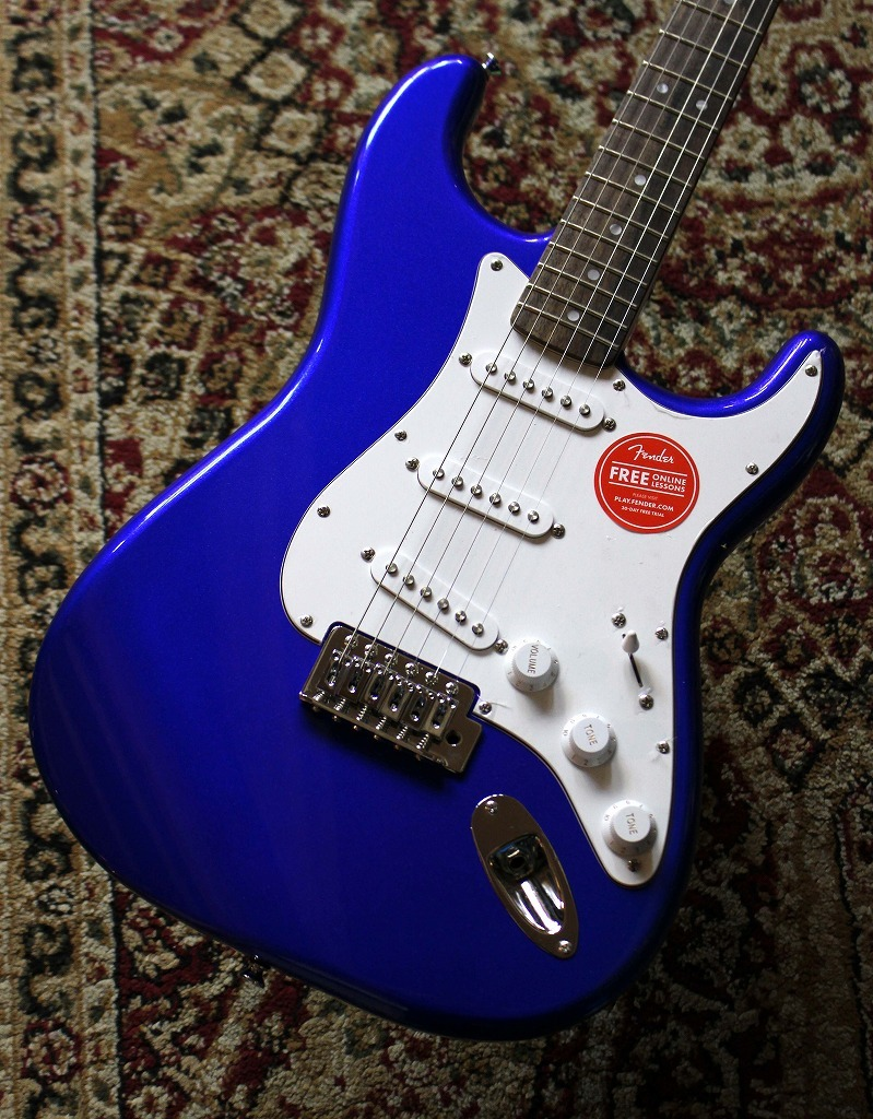 Squier by Fender Affinity Series Stratocaster Imperial Blue【池袋店在庫品】