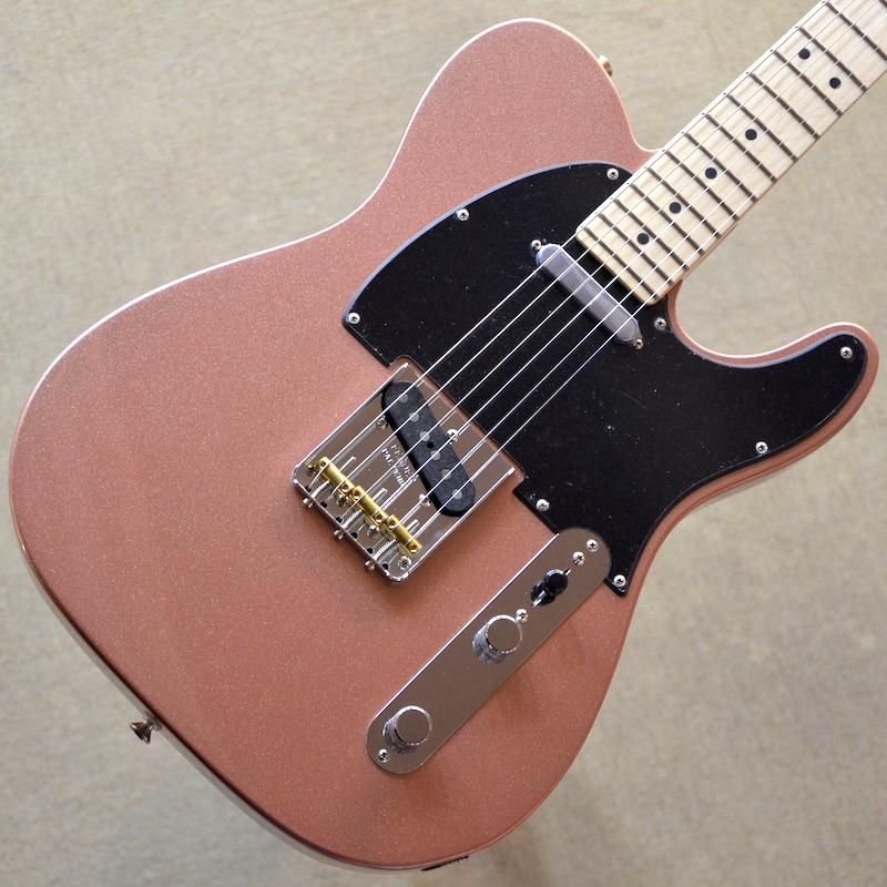 【新品】Fender American Performer Telecaster Maple Fingerboard ~Penny~ 【次回入荷分予約受付中】【22フレット】【送料無料】【池袋店】