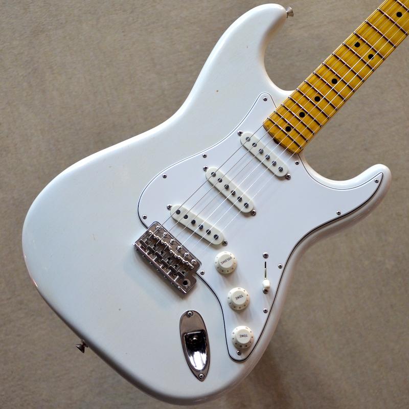 【新品アウトレット特価】Fender Custom Shop Jimi Hendrix Voodoo Child Signature Stratocaster Journeyman Relic ~Olympic White~ #VC0495 【3.57kg】【ジミヘンモデル】【リバース・ヘッド】【ハンドワウンド・ピックアップ】【送料無料】【池袋店在庫品】