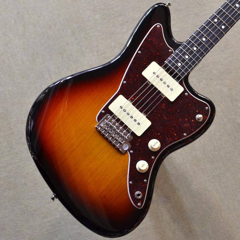 【新品】Fender American Performer Jazzmaster ~3-Color Sunburst~ #US18071031 【3.69kg】【22フレット】【送料無料】【池袋店在庫品】
