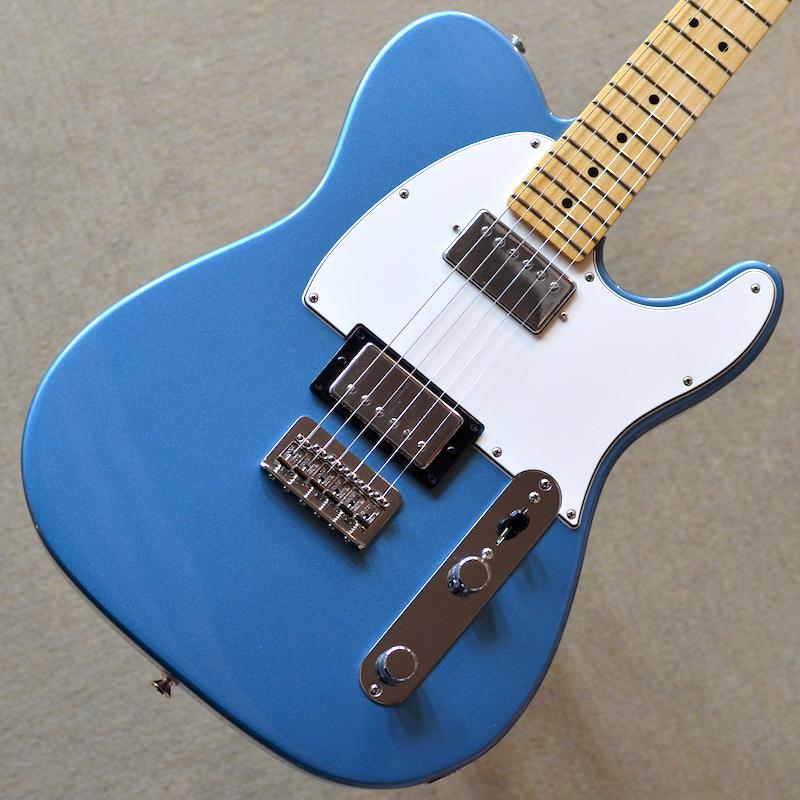 【新品】Fender Player Telecaster HH Maple Fingerboard ~Tidepool~ #MX18137833 【3.54kg】【22フレット】【コイルタップ】【ハムバッカー】【バック・コンター】【送料無料】【池袋店在庫品】