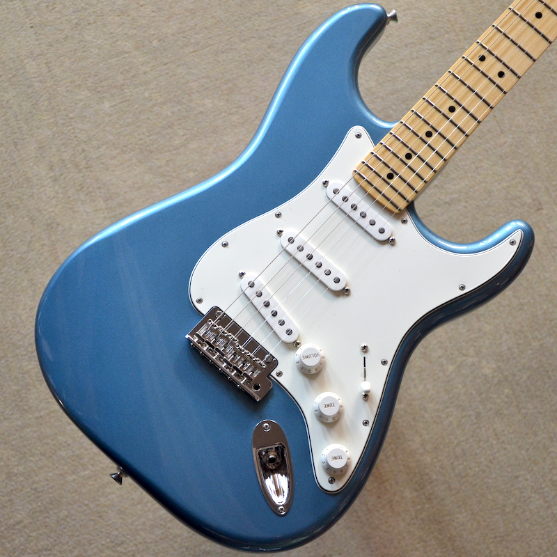 【新品】Fender Player Stratocaster Maple Fingerboard ~Tidepool~ #MX17951617 【3.54kg】【22フレット】【2点支持ブリッジ】【正規輸入品】【送料無料】【池袋店在庫品】