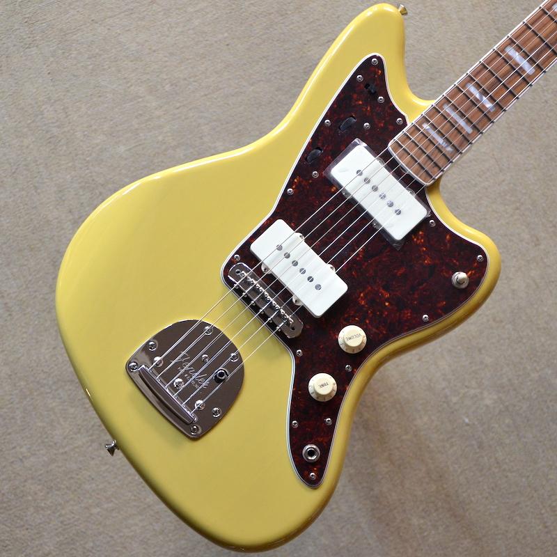 【新品】Fender Limited Edition 60th Anniversary Classic Jazzmaster ~Vintage Blonde~ #MX18051217 【3.48kg】【ラッカーフィニッシュ】【ハードケース付】【限定モデル】【送料無料】【池袋店在庫品】