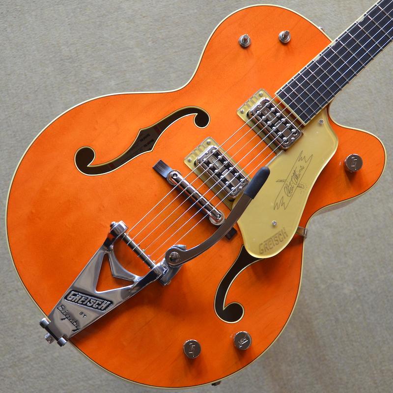【新品】Gretsch G6120T-59 VS Vintage Select Edition '59 Chet Atkins 【次回入荷分予約受付中】【ラッカーフィニッシュ】【TV Jones ピックアップ】【エボニー指板】【送料無料】【池袋店】