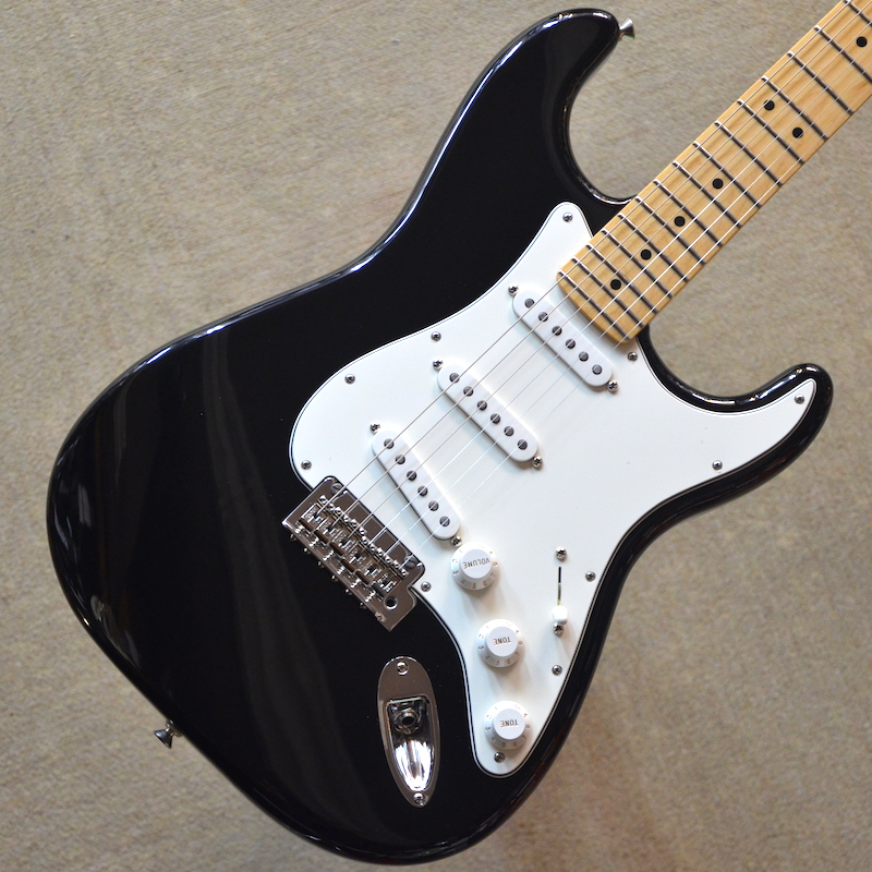 【新品】Fender Player Stratocaster Maple Fingerboard ~Black~ #MX18030702 【軽量3.26kg】【22フレット】【送料無料】【池袋店在庫品】