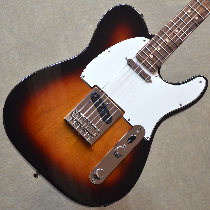 【新品】Fender Player Telecaster Pau Ferro Fingerboard ~3-Color Sunburst~ #MX18060831 【3.56kg】【22フレット】【送料無料】【池袋店在庫品】
