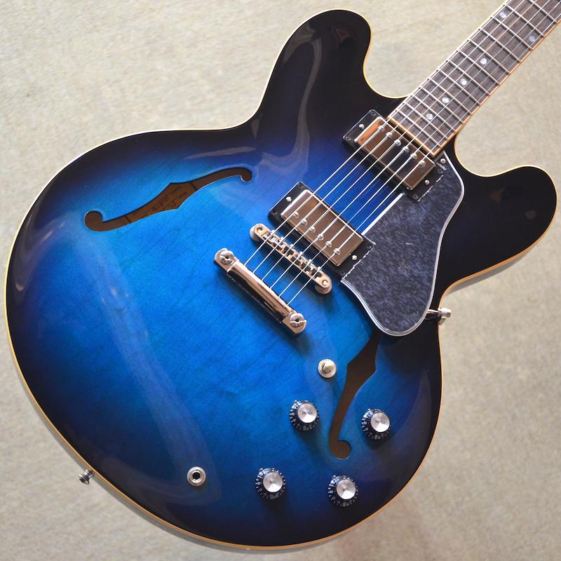 【新品】Gibson Memphis ES-335 Dot 2019 ~Blues Burst~ #12048736 【3.52kg】【セミアコ】【送料無料】【池袋店在庫品】
