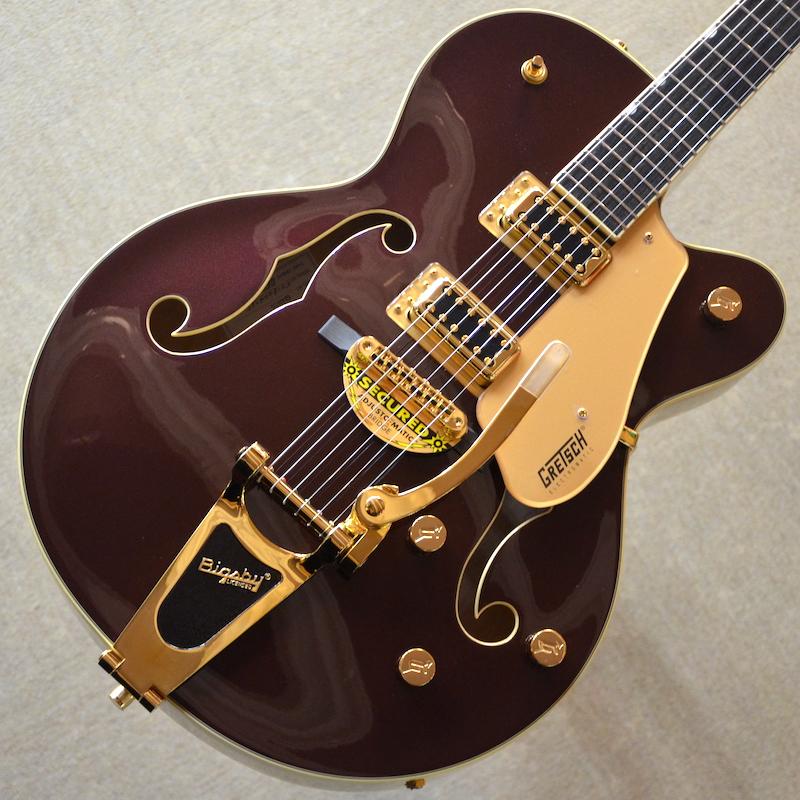 【新品】Gretsch G5420TG Electromatic 135th Anniversary LTD Hollow Body Single-Cut with Bigsby #KS17124785 【3.39kg】【限定モデル】【フルアコ】【送料無料】【池袋店在庫品】