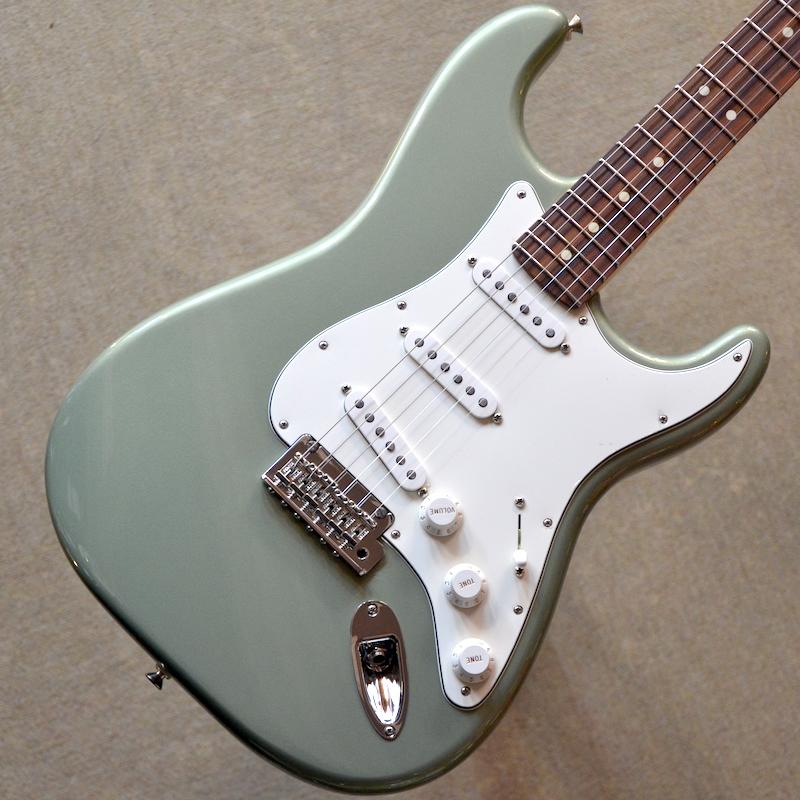 【新品】Fender Player Stratocaster Pau Ferro Fingerboard ~Sage Green Metallic~ #MX18036192 【3.63kg】【22フレット】【送料無料】【池袋店在庫品】