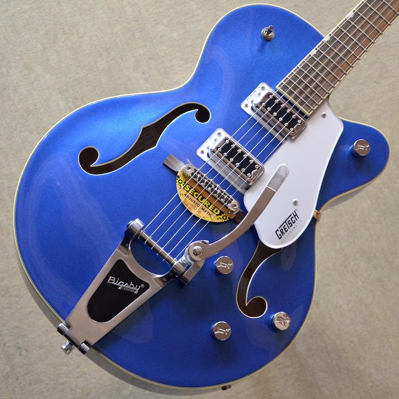 【新品特価】Gretsch G5420T Electromatic Hollow Body Single-Cut with Bigsby ~Fairlane Blue~ #KS17063807 【3.34kg】【フルアコ】【送料無料】 【池袋店在庫品】