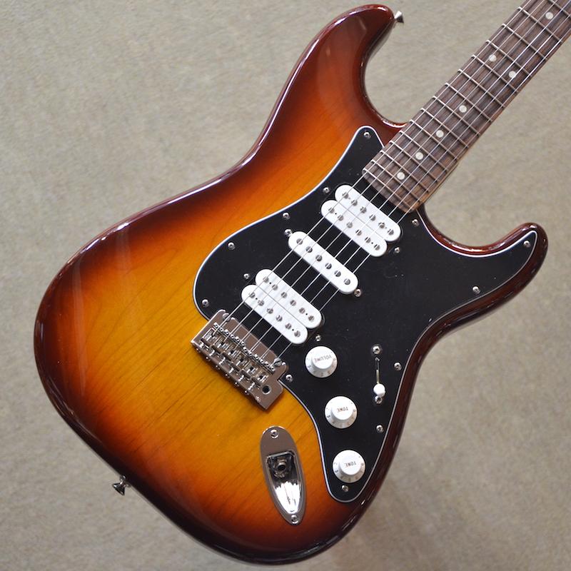 【新品】Fender Player Stratocaster HSH Pau Ferro Fingerboard ~Tobacco Sunburst~ #MX18090124 【3.57kg】【22フレット】【送料無料】 【池袋店在庫品】