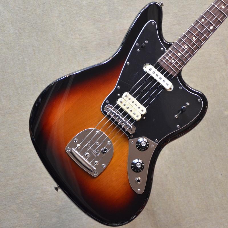 【新品】Fender Player Jaguar ~3-Color Sunburst~ #MX18086284 【3.82kg】【コイルタップ】【送料無料】【池袋店在庫品】