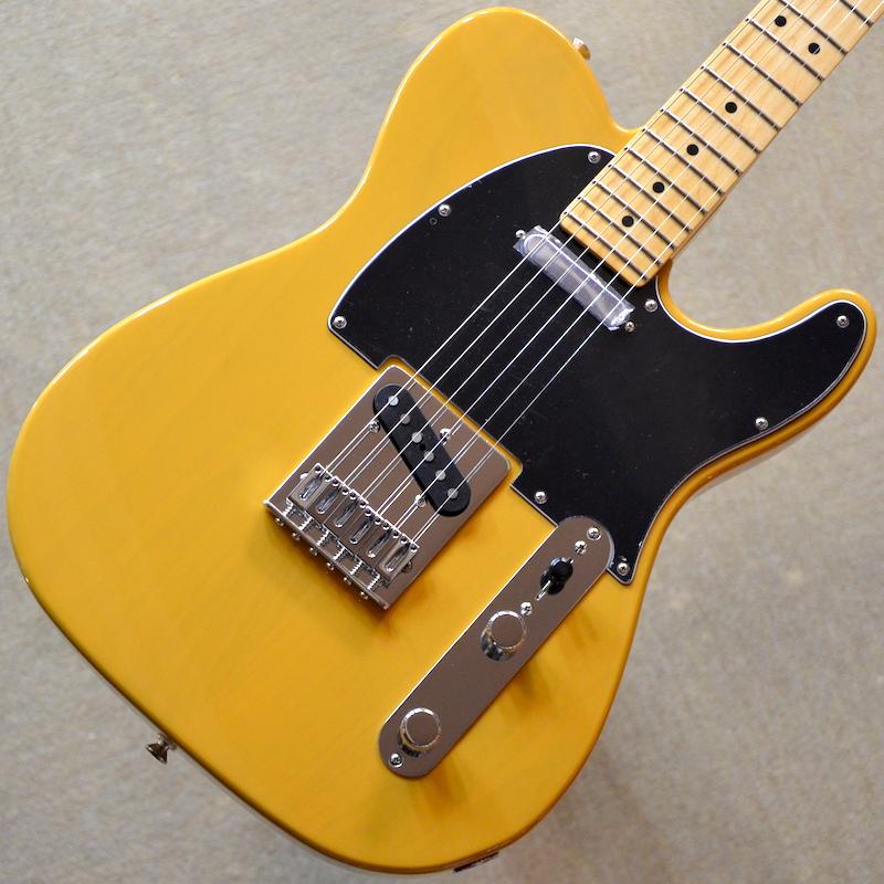 【新品】Fender Player Telecaster Maple Fingerboard ~Butterscotch Blonde~ #MX18104406 【3.54kg】【22フレット】【送料無料】【池袋店在庫品】