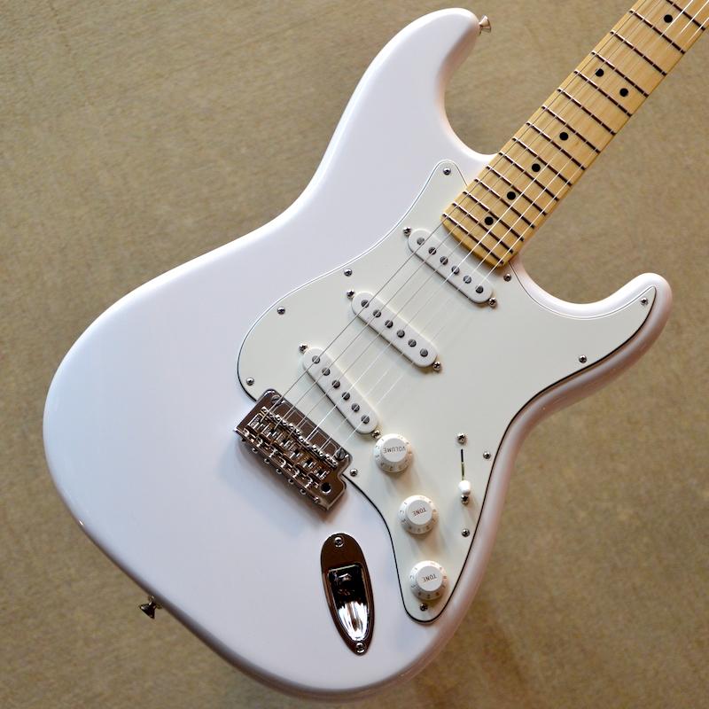 【新品】Fender Player Stratocaster Maple Fingerboard ~Polar White~ 【次回入荷分予約受付中】【22フレット】【送料無料】【池袋店】