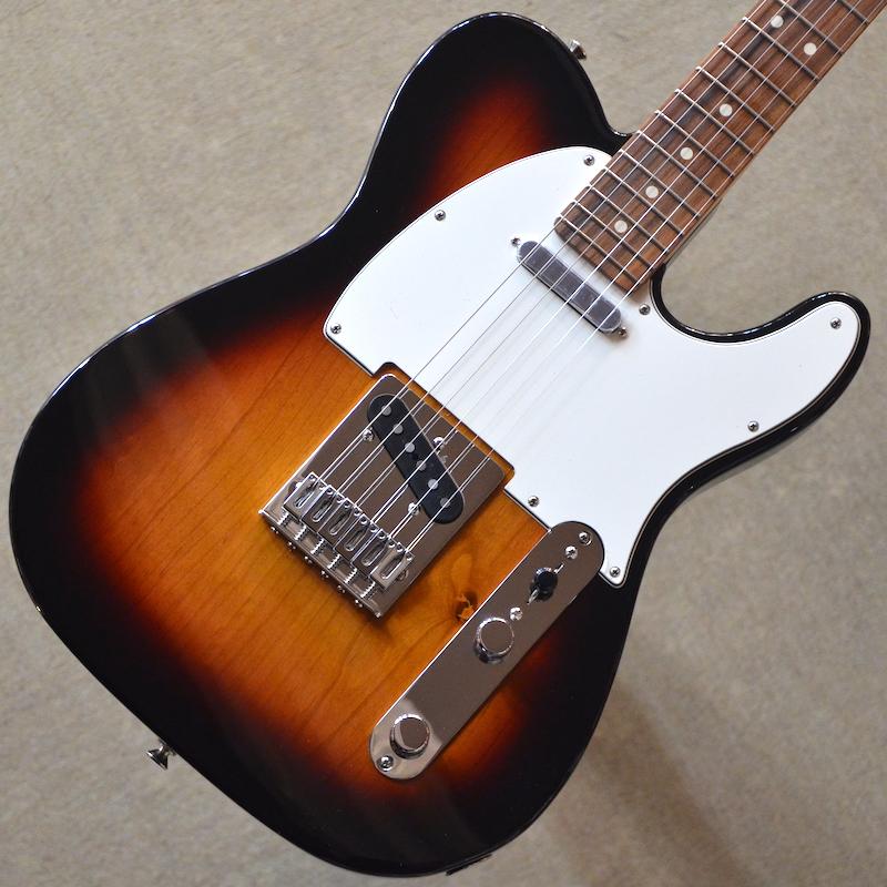 【新品】Fender Player Telecaster Pau Ferro Fingerboard ~3-Color Sunburst~ #MX18139322 【3.53kg】【22フレット】【送料無料】【池袋店在庫品】