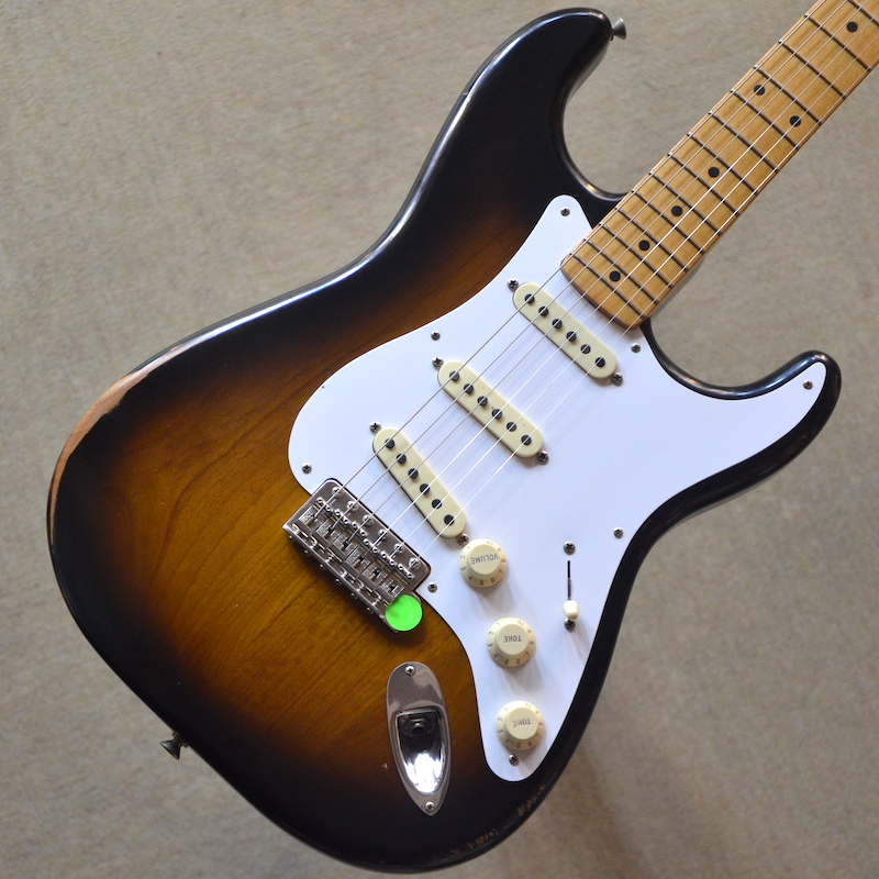 【新品特価】Fender Road Worn '50s Stratocaster ~2-Color Sunburst~ #MX18089050 【3.51kg】【送料無料】【池袋店在庫品】