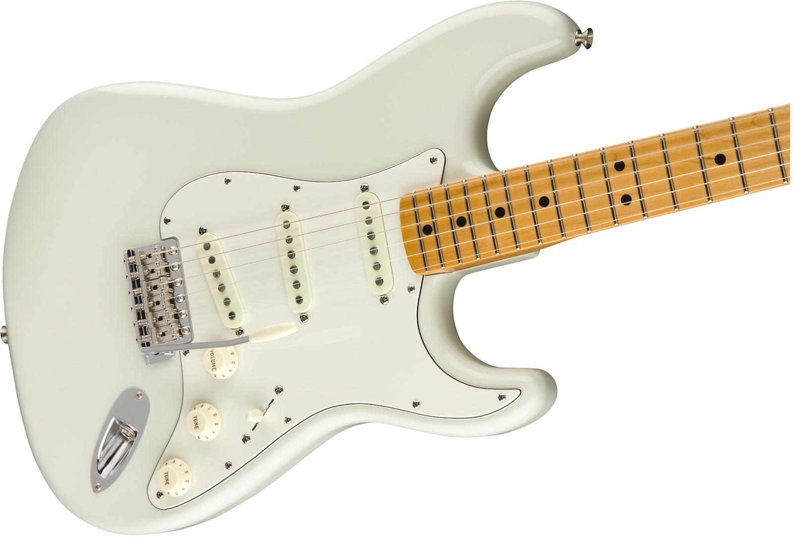 【新品】Fender Custom Shop Jimi Hendrix Voodoo Child Signature Stratocaster NOS ~Olympic White~ 【ジミヘンモデル】【リバース・ヘッド】【ハンドワウンド・ピックアップ】【送料無料】【ご予約受付中】【池袋店】