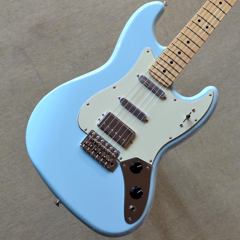 【新品】Fender The Sixty-Six ~Daphne Blue~【新品】Fender #MX18195039 ~Daphne #MX18195039【3.72kg】【アッシュボディ】【22ミディアムジャンボフレット】【9.5インチラジアス指板】【送料無料】【池袋店在庫品】, 【OVLOV】 オブラブ:cfa4a3b2 --- sunward.msk.ru