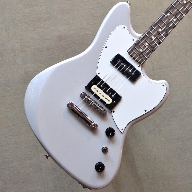 【新品 Opal~】Fender The The Powercaster ~White Opal~【次回入荷分予約受付中】【ローステッドメイプルネック Powercaster】【22ミディアムジャンボフレット】【ミディアムスケール】【9.5インチラジアス指板】【ソープバーピックアップ】【ハムバッカー】【送料無料】【池袋店】, ミントプラス:631d58e6 --- sunward.msk.ru