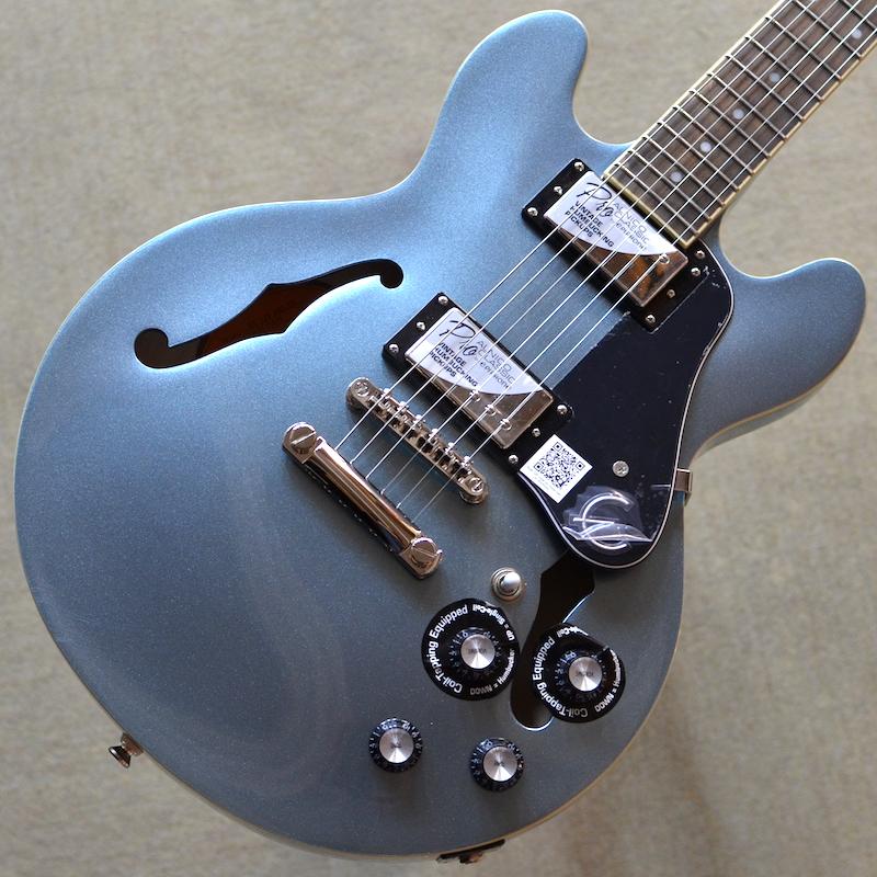 【新品】Epiphone ES-339 PRO ~Pelham Blue~ #19011510422 【3.17kg】【コイルタップ】【セミアコ】【送料無料】【池袋店在庫品】