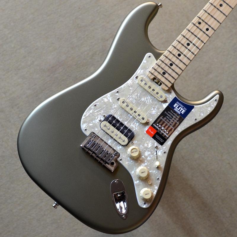"""9.5/"""" 22 Med Jumbo Frets Maple Fender American Elite Stratocaster Neck 14/"""""""