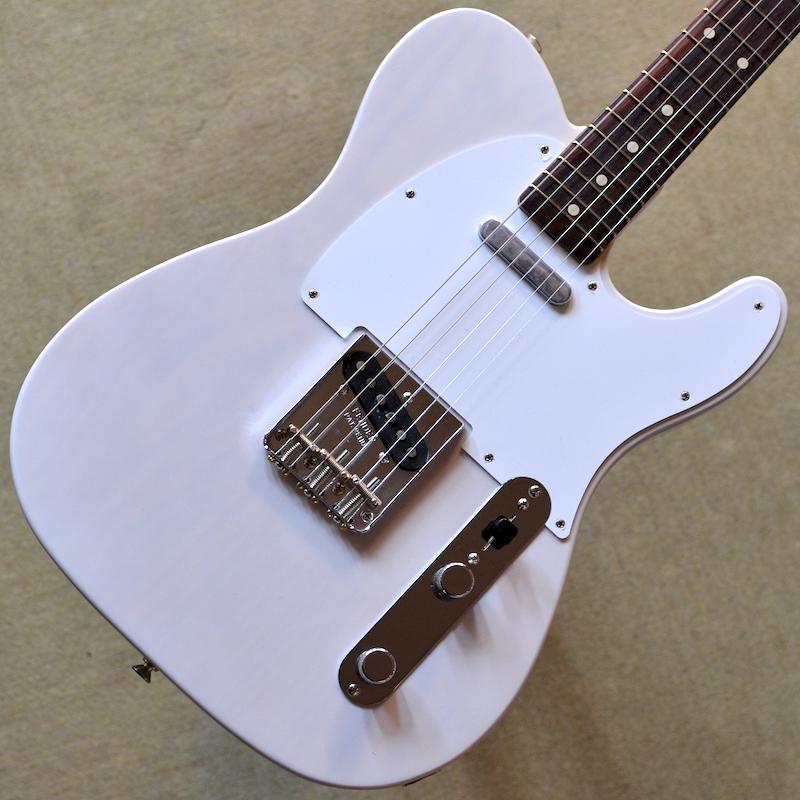 【新品】Fender Jimmy Page Mirror Telecaster #USA01787 【3.75kg】【ジミー・ペイジ・モデル】【ラッカーフィニッシュ】【アッシュボディ】【7.25インチラジアス指板】【ヴィンテージフレット】【池袋店在庫品】