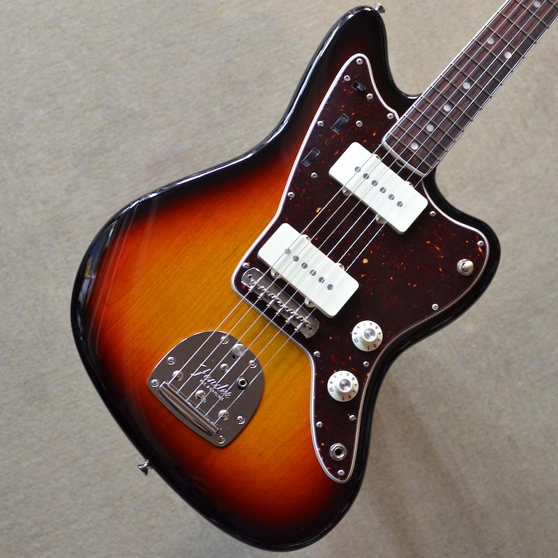 【新品】Fender American Original '60s Jazzmaster ~3-Color Sunburst~ #V1743777 【3.73kg】【良杢個体】【ラウンドローズウッド指板】【9.5インチラジアス指板】【ヴィンテージトールフレット】【ラッカーフィニッシュ】【送料無料】【池袋店在庫品】