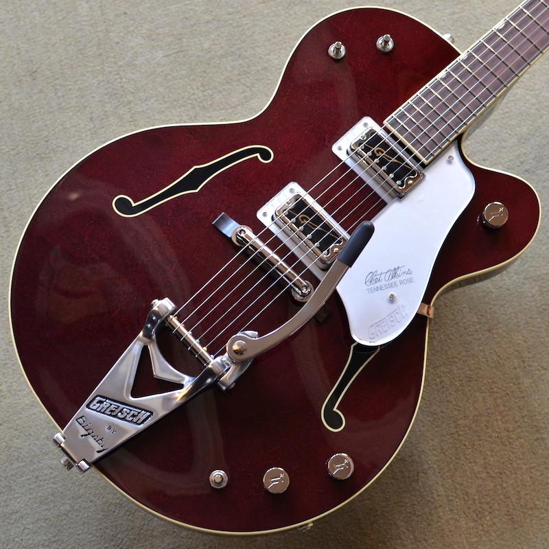 細部まで拘り抜かれたヴィンテージ・セレクト・エディション!! 【新品】Gretsch G6119T-62 VS Vintage Select Edition '62 Tennessee Rose #JT19104188 【3.26kg】【TV Jones ピックアップ】【送料無料】【池袋店在庫品】