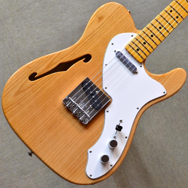 【新品】Fender American Original 60s Telecaster Thinline ~Aged Natural~ #V1974551 【軽量2.86kg】【2020年新製品】【シンライン】【良杢個体】【アッシュボディ】【9.5