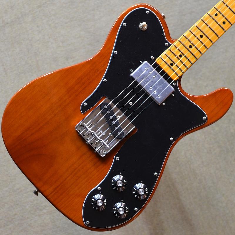 【新品】Fender American Original 70s Telecaster Custom ~Mocha~ 【お取り寄せ商品】【2020年新製品】【アルダーボディ】【ワイドレンジ・ハムバッキング】【9.5
