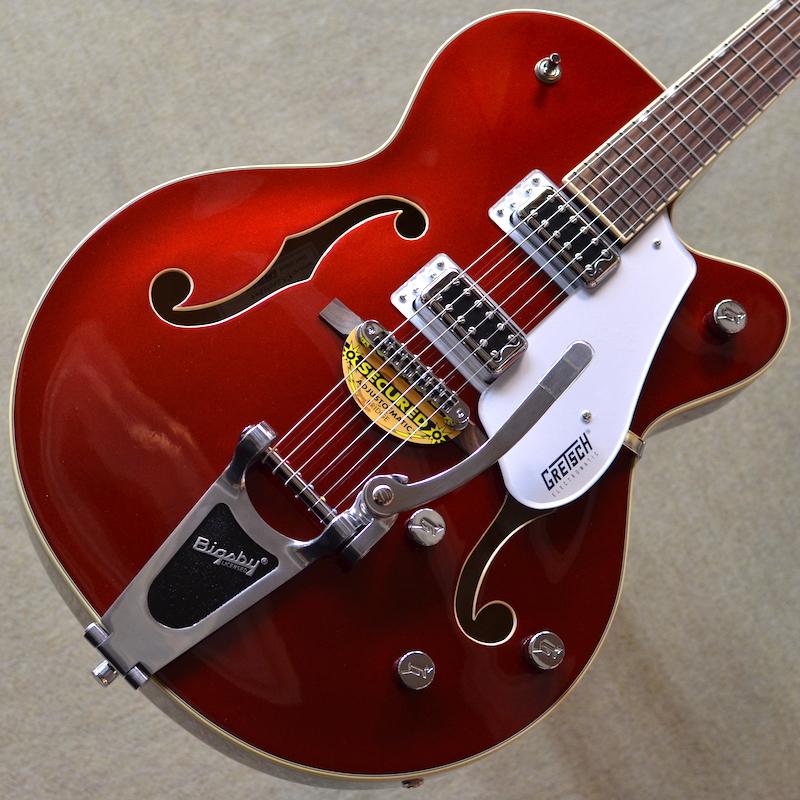 【新品】Gretsch G5420T Electromatic Hollow Body Single-Cut with Bigsby Candy Apple Red #KS20033803 【3.43kg】【2020年製】【新色】【キャンディアップルレッド】【ビグスビー】【メイプルネック】【ローズウッド指板】【送料無料】【池袋店在庫品】