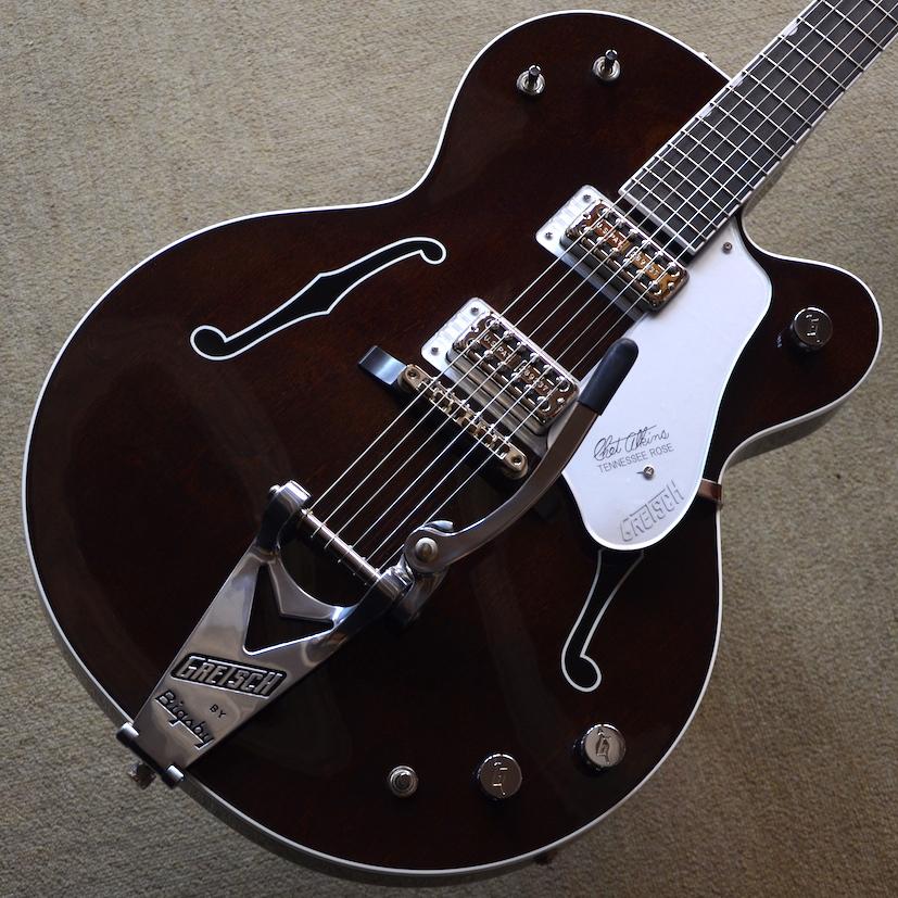 【新品特価】Gretsch G6119-1962FTPB Chet Atkins Tennessee Rose #JT18041853 【3.25kg】【送料無料】【池袋店在庫品】