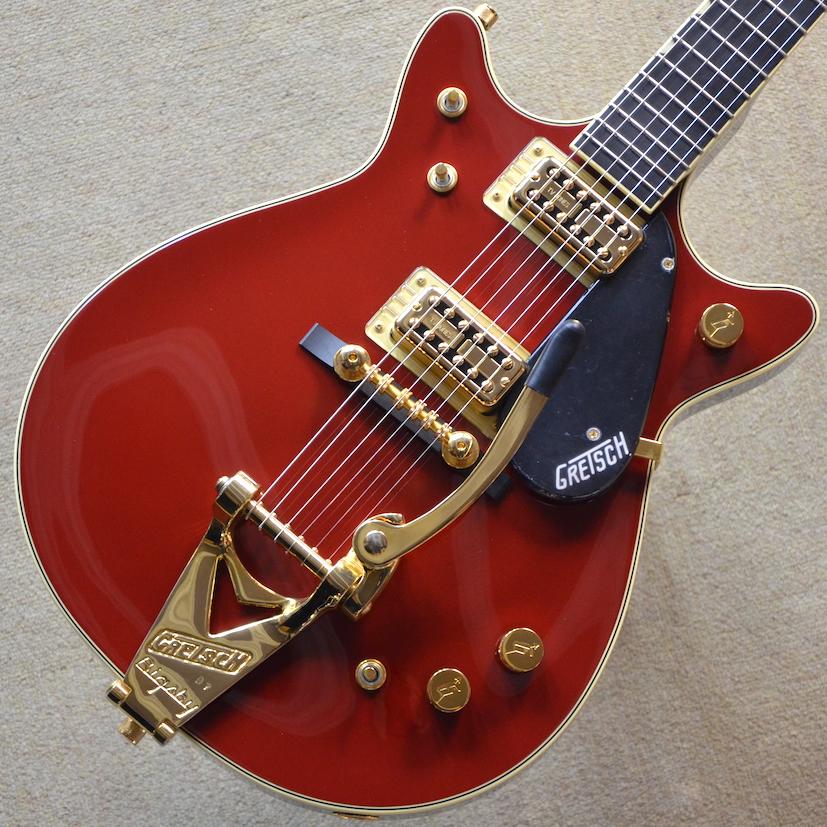 【新品アウトレット特価】Gretsch G6131T-62 Vintage Select '62 Jet Firebird #JT17041231 【3.74kg】【1本限りのチョイ傷超特価】【エボニー指板】【TV Jonesピックアップ】【送料無料】【池袋店在庫品】