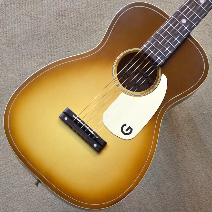 【新品】Gretsch G9520 LTD Jim Dandy Flat Top ~Bronze Burst~ #IOG1712412 【1.52kg】【送料無料】【池袋店在庫品】