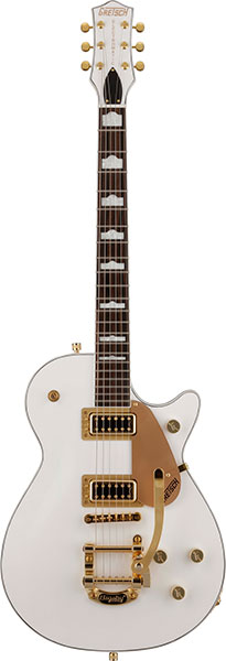 【新品】Gretsch G5434TG Limited Edition Pro Jet with Bigsby White 【予約受付中】【送料無料】【池袋店】