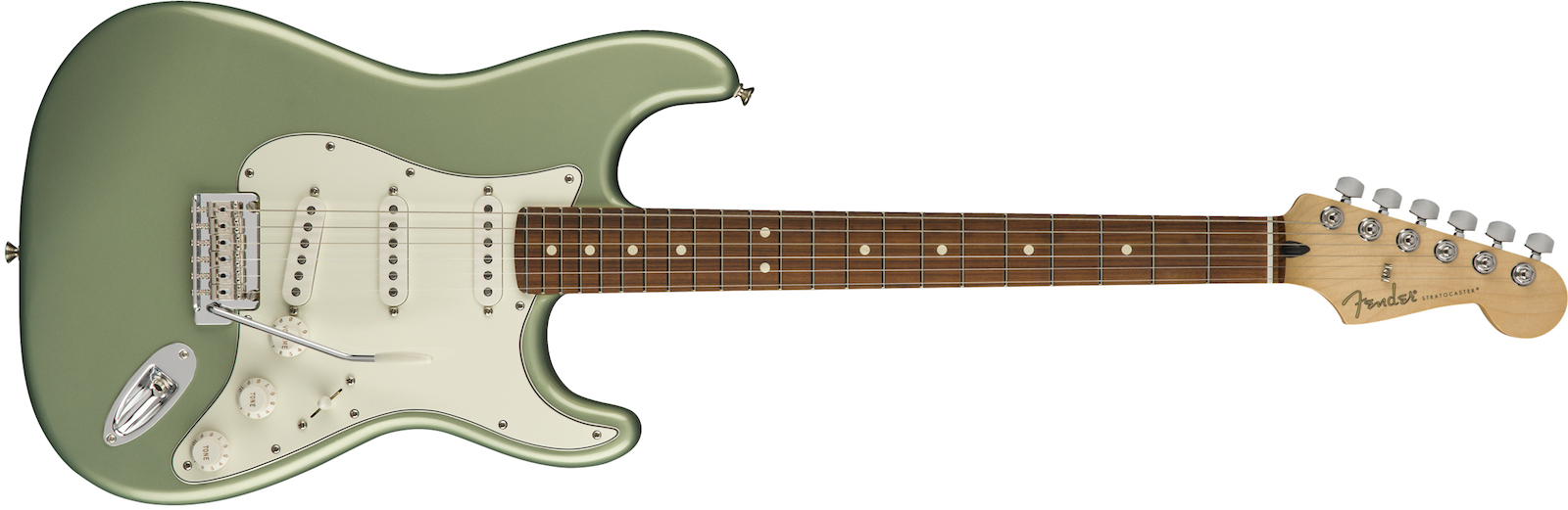 【新品】Fender Player Stratocaster Pau Ferro Fingerboard ~Sage Green Metallic~【お取り寄せ】【送料無料】【池袋店】