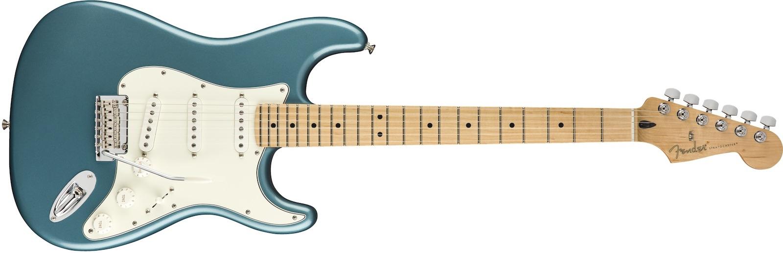 【新品】Fender Player Stratocaster Maple Fingerboard ~Tidepool~【お取り寄せ】【送料無料】【池袋店】