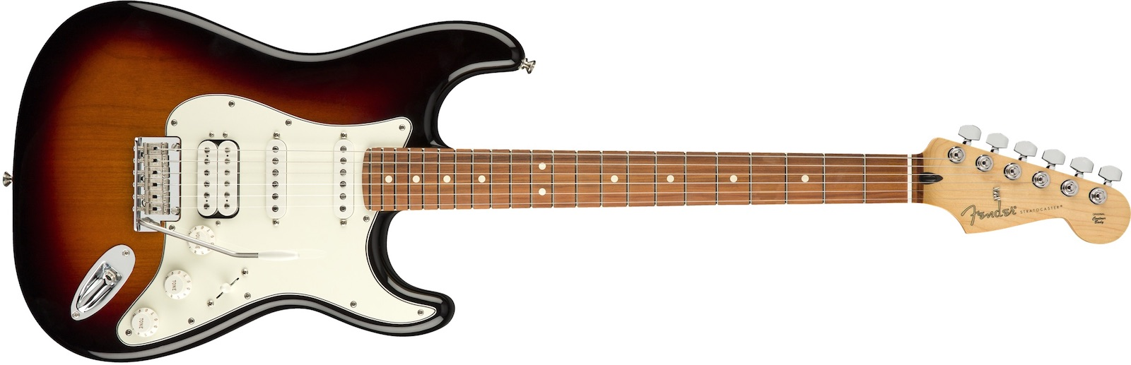 【新品】Fender Player Stratocaster HSS Pau Ferro Fingerboard ~3-Color Sunburst~【お取り寄せ】【送料無料】【池袋店】