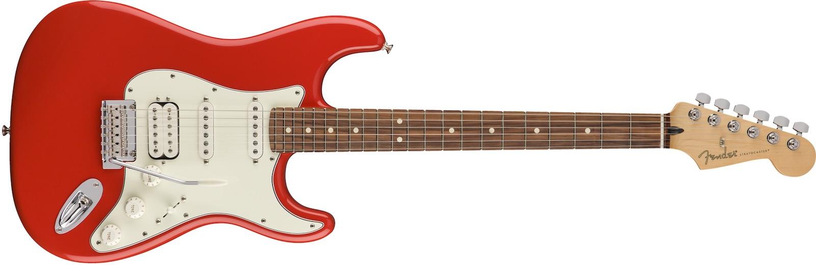 【新品】Fender Player Stratocaster HSS Pau Ferro Fingerboard ~Sonic Red~【お取り寄せ】【送料無料】【池袋店】
