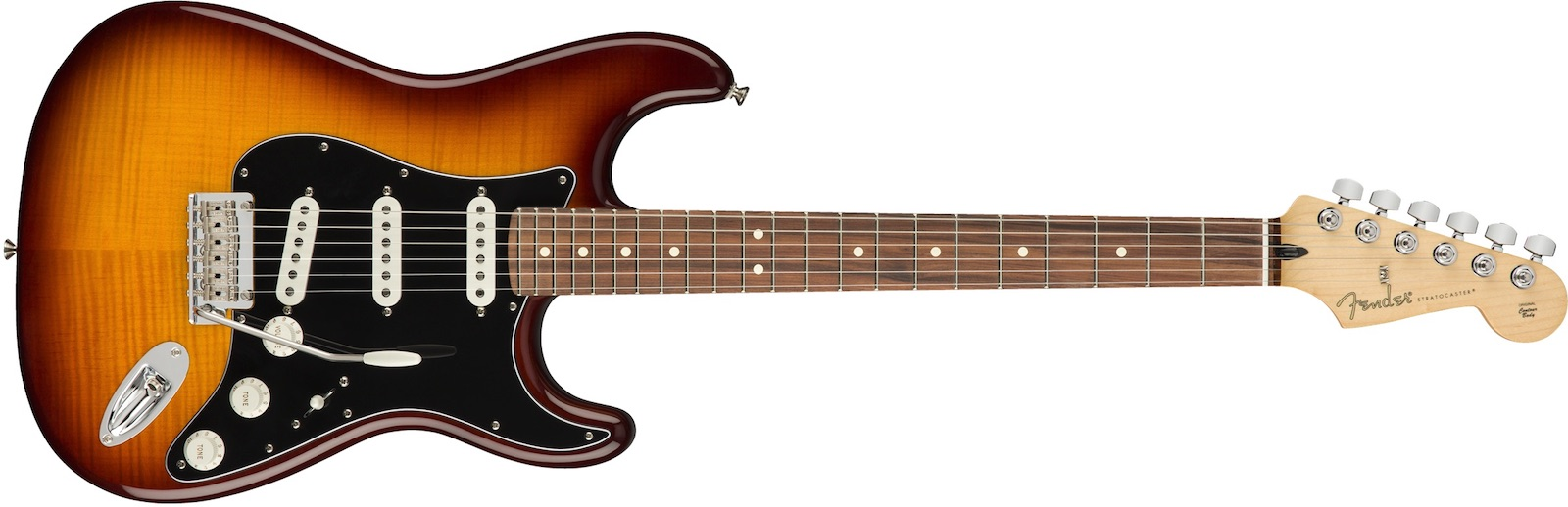【新品】Fender Player Stratocaster Plus Top Pau Ferro Fingerboard ~Tobacco Sunburst~【お取り寄せ】【送料無料】【池袋店】